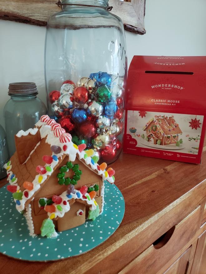 Target Gingerbread Kit Lauren Richelle Quigley